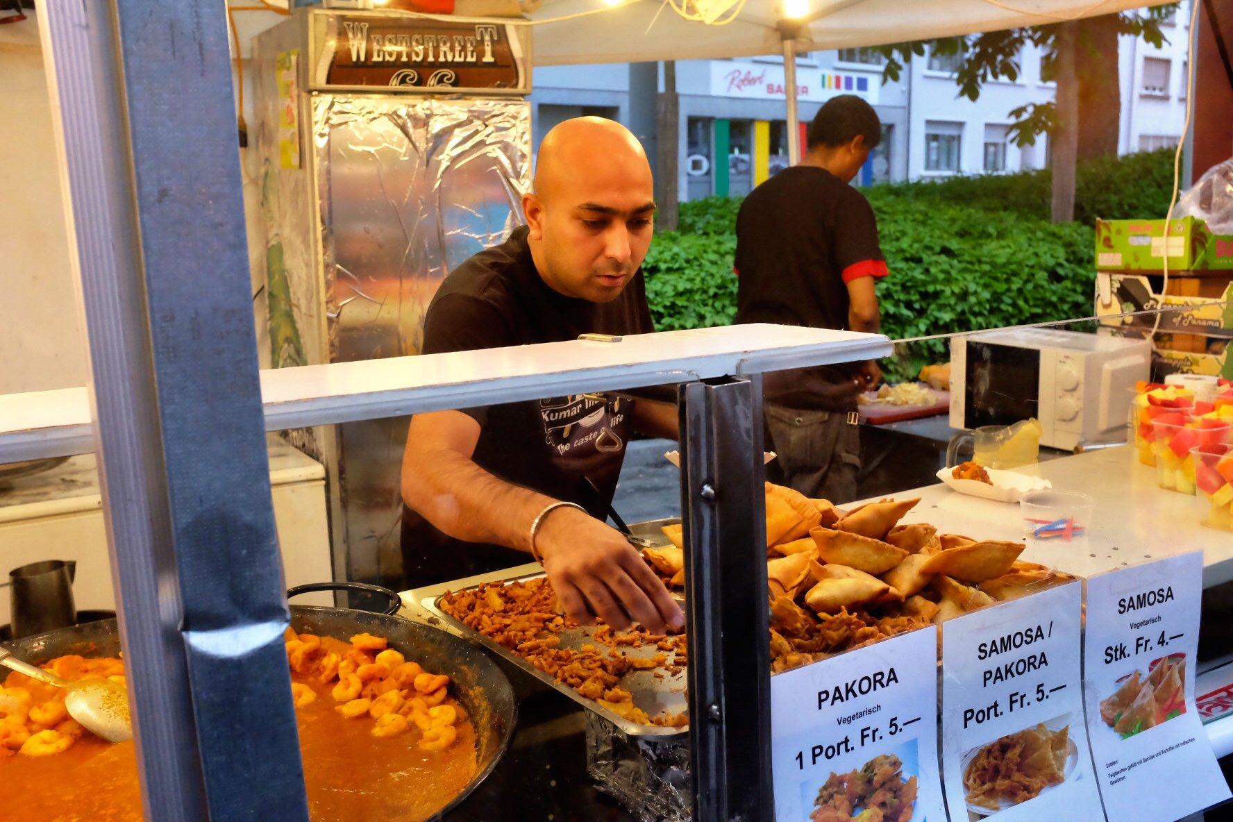 Luzern Street Food Festival