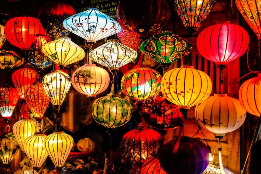 Visiting Hoi An Lantern Festival Full Moon Celebration
