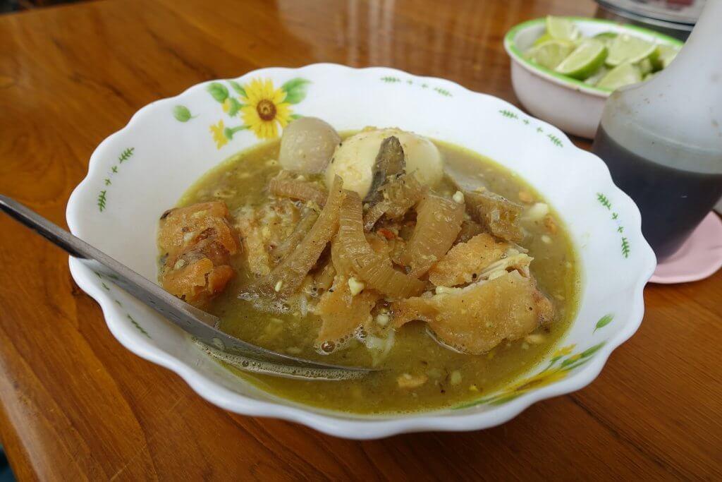 Best street food in Asia Mohinga